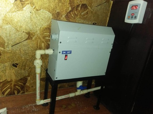 Heavy Duty Steam Bath Generator 12.0 K.W.