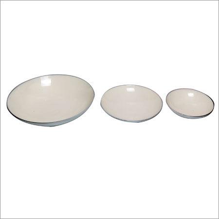 Aluminum Polished Bowl