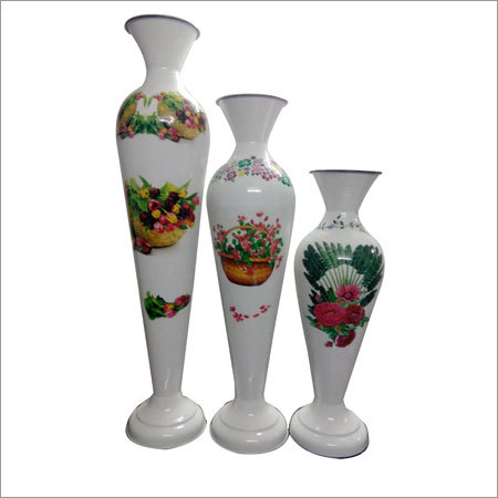 Long Neck Flower Vase