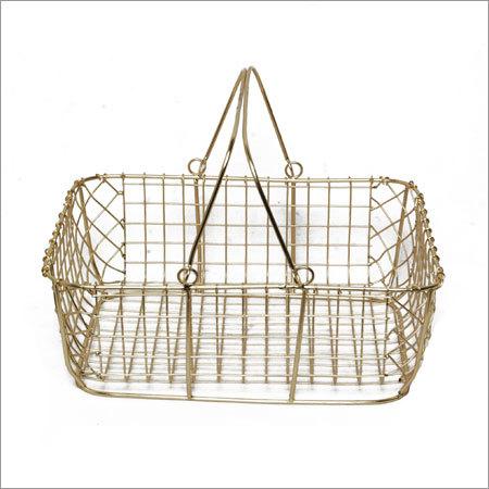 Iron Fruit Basket