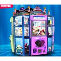Fantasy Fairyland Toy Crane Game Machine