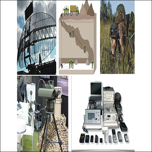 Military Communication Equipment