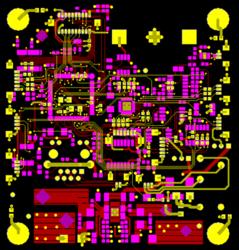 Access Control PCB