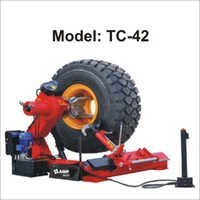 TRUCK TIRE CHANGER MACHINE