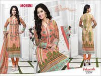 Karachi Cotton Printed Pakeezah Suit