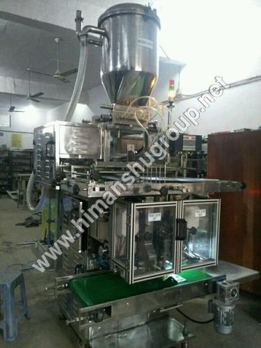 Shampoo Packing Machine spm1000l