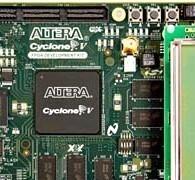 Cyclone V FPGA Board