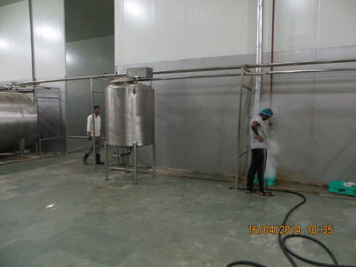 Concentrate tank 500ltr