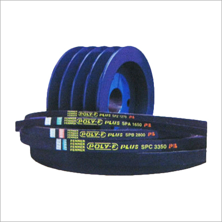 Wrapped Belts