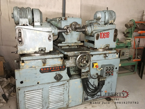 Gear Tooth Rounding & Chamfering