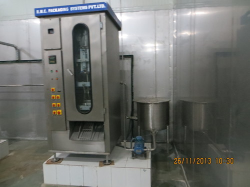 Ghee Packing Pouch Packing Machine
