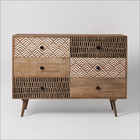 Designer Wooden Chest Drawers