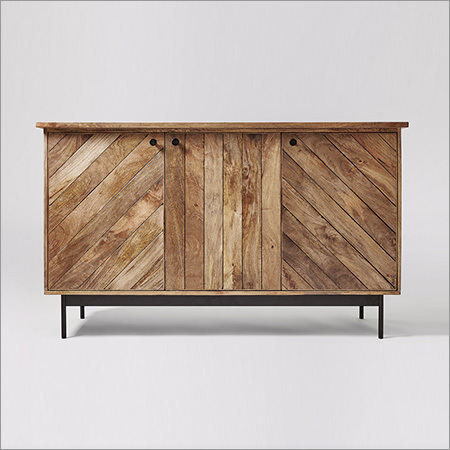 Industrial wooden Sideboard Table