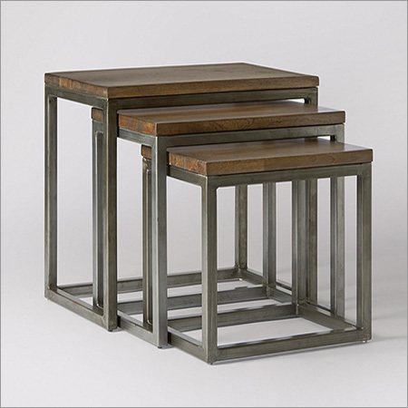 Industrial Nest table