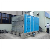 Single Stage Evaporative Cooling System