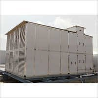 Two Stage Evaporative Cooling System