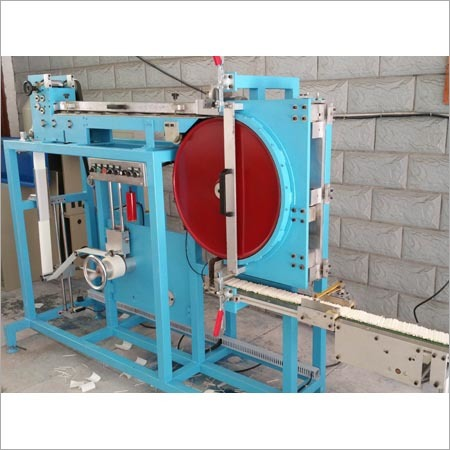 Paper Stick Rolling Machine