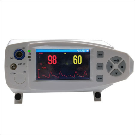 Table Top Oximeter(SpO2) Vital Signs