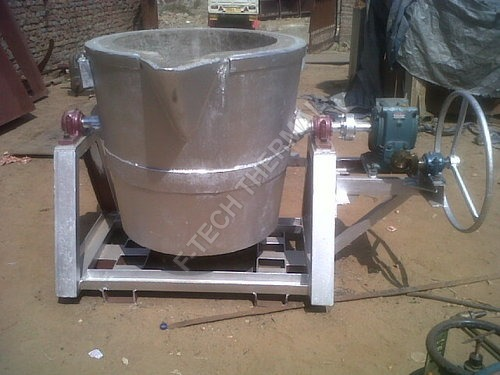 Liquid Metal Transfer Ladle