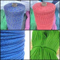 HDPE Monofilament Braided Ropes