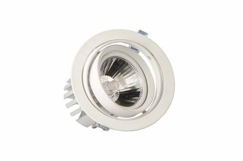 19Watt NEW ROUND COB DOWNLIGHT