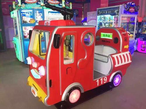 Little bus Toy crane game machine
