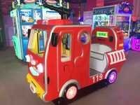 Little bus Toy crane game machine