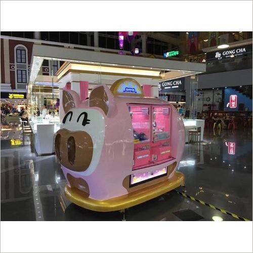 Little piggy Toy crane game machine