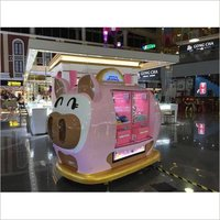 Little piggy Toy crane game machine