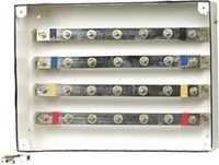 63 A 415V bus bar chamber
