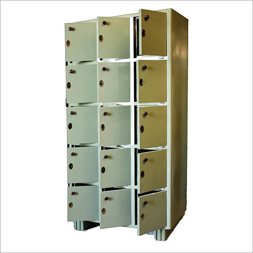 Steel Industrial Lockers