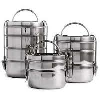 Stainless Steel Tiffin Carrier