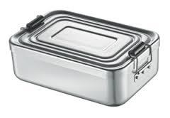 Aluminium Lunch Box