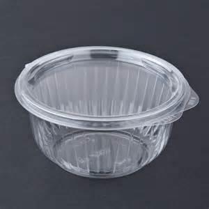 Plastic Lid Bowl
