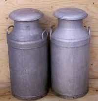 Milk Churns Plastic