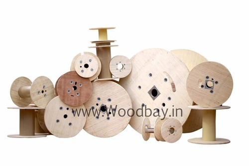 Plywood Spools Drums Reels
