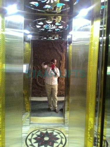 Transperant elevators