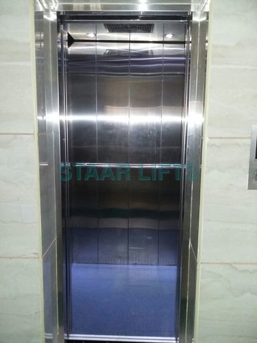 commercial elevators.