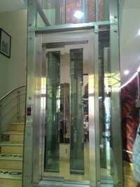 Glass door with S S Frame