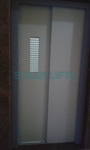 Automatic Mild Steel Elevator Door