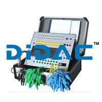 PLC Programmable Logic Controller And Automation Training System