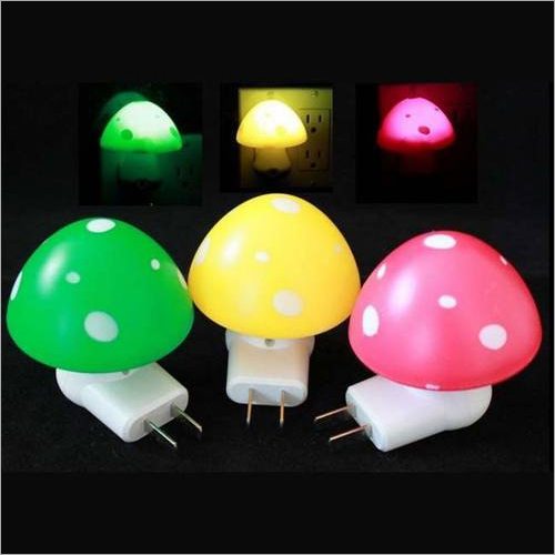Mushroom Night Lamp With Sensor