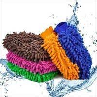 Microfiber Premium Wash Gloves Multipurpose House Car Glass
