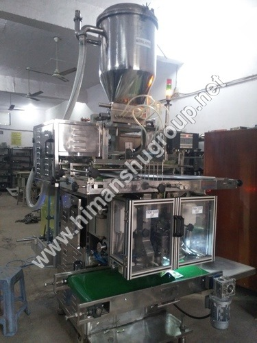 Ketchup Packaging Machine