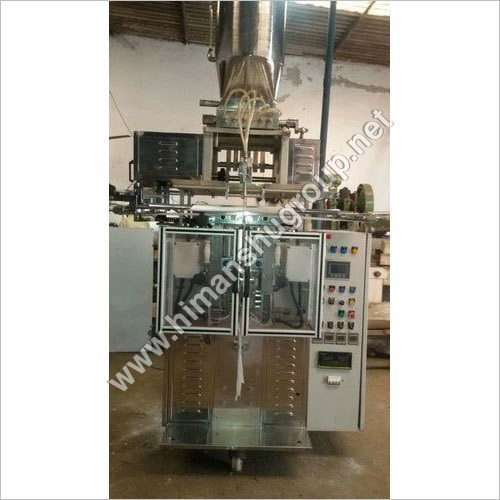 Multi Track Liquid Pouch Packaging Machine