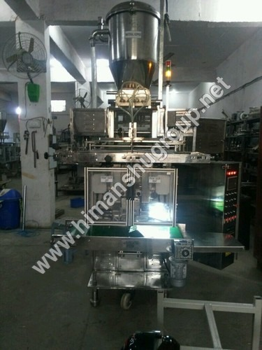 Lubricant Oil packing machines