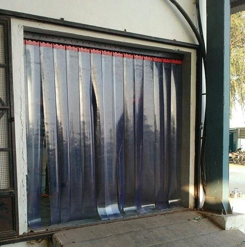 Plastic Door Curtain