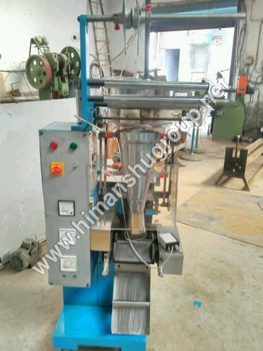 Single Track Packing Machine
