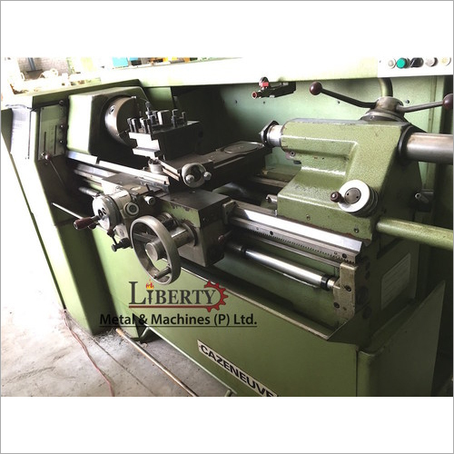 Cazeneuve High Precision Lathe Machine