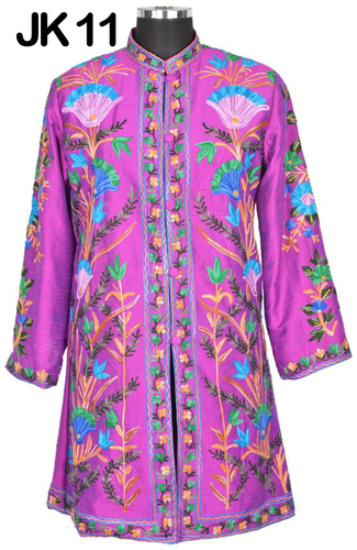 Poly Silk Jacket